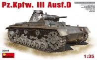 MiniArt 35169 Pz.Kpfw. III Ausf.D