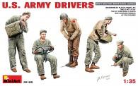 MiniArt 35180 U.S. Army Drivers