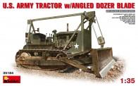 MiniArt 35184 U.S. Army Traczor w/Angled Dozer Blade