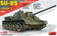 MiniArt 35187 SU-85 Mod.1943 Mid Production