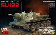 MiniArt 35197 SU-122 (Mid Production)w/Interior