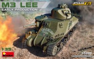 MiniArt 35206 M3 Lee - Early Production - Interior Kit