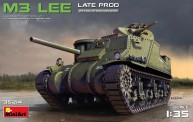 MiniArt 35214 M3 Lee - Late Production