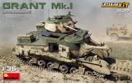 MiniArt 35217 Grant Mk.I Interior Kit