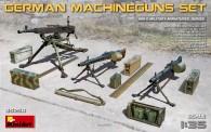 MiniArt 35250 German Machineguns Set
