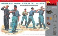 MiniArt 35285 German Tank Crew at Work