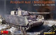 MiniArt 35342 Pz.Kpfw. IV Ausf. J - 'Nibelungenwerk'