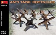 MiniArt 35579 Anti-tank Obstacles - Panzersperren