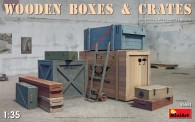 MiniArt 35581 Wodden Boxes & Crates