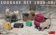 MiniArt 35582 Luggage Set - Gepäck Set 1930-1940