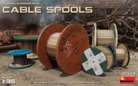 MiniArt 35583 Cable Spools - Kabelspulen