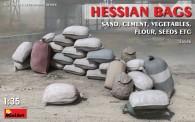 MiniArt 35586 Sandsäcke - Hessian Bags