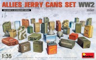 MiniArt 35587 Allies Jerry Cans Set