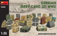 MiniArt 35588 Benzinkanister - Jerry Cans Set