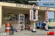 MiniArt 35598 Tankstelle 1930/1940