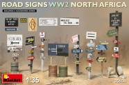 MiniArt 35604 Road Signs North Africa
