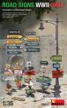 MiniArt 35611 Italy Road Signs