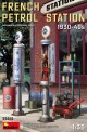 MiniArt 35616 French Petrol Station 1930-40