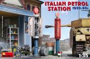 MiniArt 35620 Italian Petrol Station 1930-40