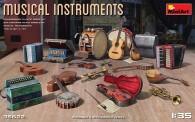 MiniArt 35622 Musikinstrumente - MUSICAL INSTRUMENTS