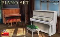 MiniArt 35626 Piano Set