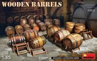 MiniArt 35632 Wooden Barrels / Holzfässer