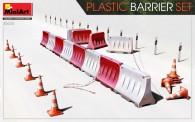 MiniArt 35634 Plastic Barrier Set  Leitpfosten,Pylonen