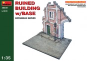 MiniArt 36049 Ruine Building w/Base