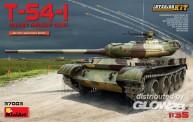 MiniArt 37003 T-54-1 Soviet Medium Tank Interior
