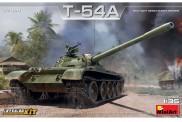 MiniArt 37009 Tank T-54B Interior Kit