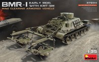 MiniArt 37034 BMR-1 - Early Mod. with KMT-SM