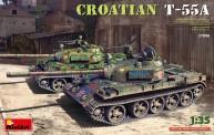 MiniArt 37088 Croatian T-55A