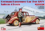 MiniArt 38008 MB 170V 4-türige Limousine