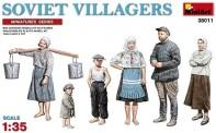 MiniArt 38011 Soviet Villagers