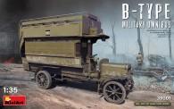 MiniArt 39001 B-Typ Militär Bus