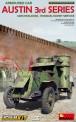MiniArt 39007 Armoured Car AUSTIN 3rd Serie