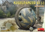 MiniArt 40006 Kugelpanzer 41( r ) - Interior