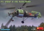 MiniArt 41002 FL 282 V-16 Kolibri
