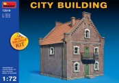 MiniArt 72019 Ruine City Building