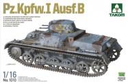 Takom 1010 Pz.Kpfw.I Ausf.B