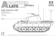 Takom 2099 Panther Ausf.A late prod. full Interior