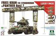 Takom 2108 Fries Kran & Panther Ausf. ?