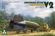Takom 2110 Hanomag SS100 V-2 Rocket Transporter