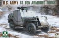 Takom 2131 U.S. Army 1/4 ton armored truck