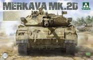 Takom 2133 Merkava MK.2D