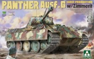 Takom 2134 Panther Ausf.G Early Production w.Zimm