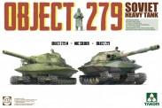 Takom 5005 Soviet Heavy Tank Object 279 (Set of 2)