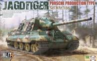 Takom 8003 JagdTiger Sd.Kfz.186 Porsche Production