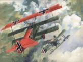 Roden 010 Fokker Dr.I