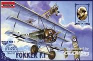 Roden 017 Fokker F.I